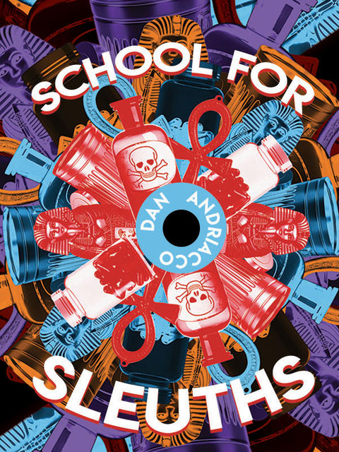 School for Sleuths, Dan Andriacco