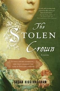 Stolen Crown, Susan Higginbotham