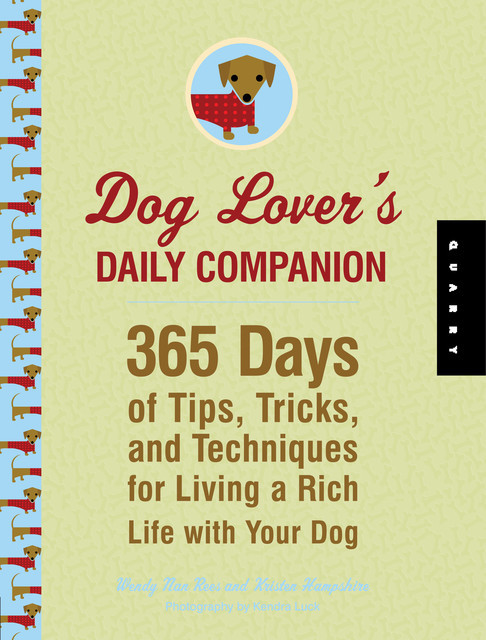 Dog Lover's Daily Companion, Wendy Nan Rees, Kristen Hampshire