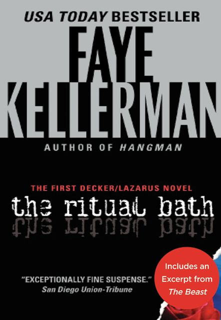 The Ritual Bath, Faye Kellerman