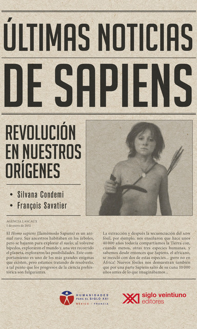 Últimas noticias de sapiens, François Savatier, Silvana Condemi