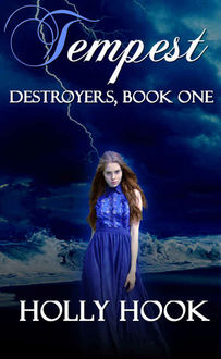 Tempest (Book #1 of the Destroyers Series), Holly Hook