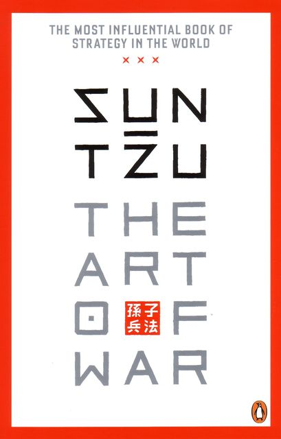 The Art of War (chinese), Sun Tzu
