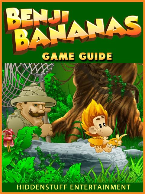 Benji Bananas Game Guide, HiddenStuff Entertainment