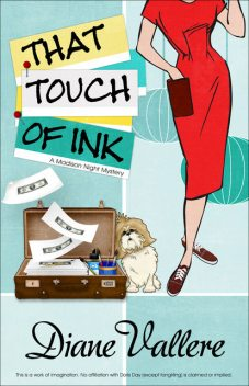 That Touch of Ink, Diane Vallere