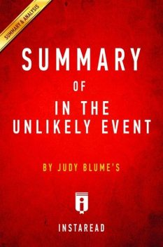 In the Unlikely Event by Judy Blume | Summary & Analysis, Instaread