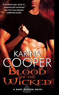 Blood of the Wicked, Karina Cooper