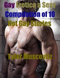 Gay Erotica a Sexy Compilation of 10 Hot Gay Stories, Tyler Muscovitz