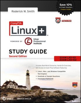 CompTIA Linux+ Study Guide, Roderick W.Smith
