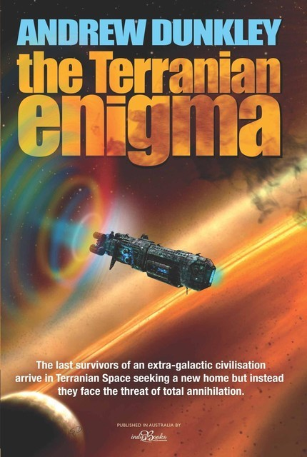 The Terranian Enigma, Andrew Dunkley