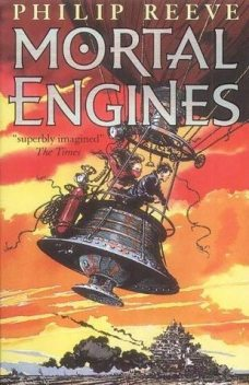 Mortal Engines, Philip Reeve