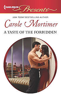 A Taste of the Forbidden, Carole Mortimer