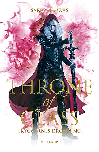 Throne of Glass #4: Skyggernes dronning, Sarah J. Maas