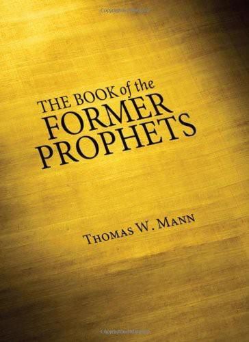 The Book of the Former Prophets, Томас Ман