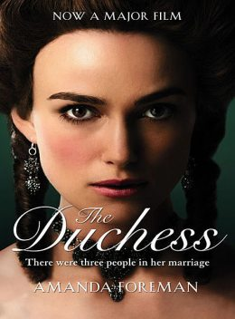The Duchess (Text Only), Amanda Foreman