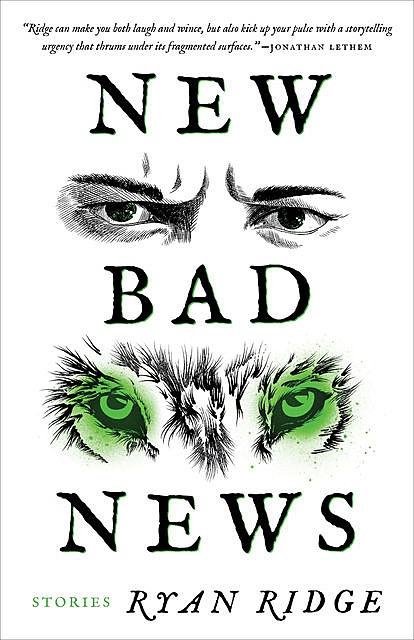 New Bad News, Ryan Ridge