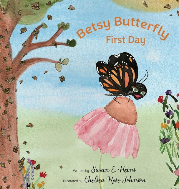 Betsy Butterfly, Susan E. Heins
