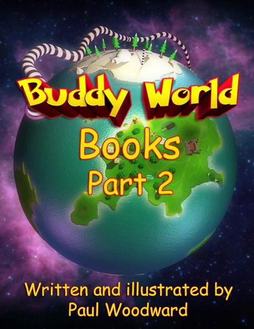 Buddy World Books Part 2, Paul Woodward