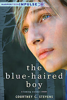 The Blue-Haired Boy, Courtney C. Stevens