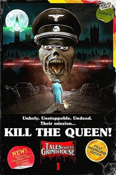 Kill The Queen, Alan Power