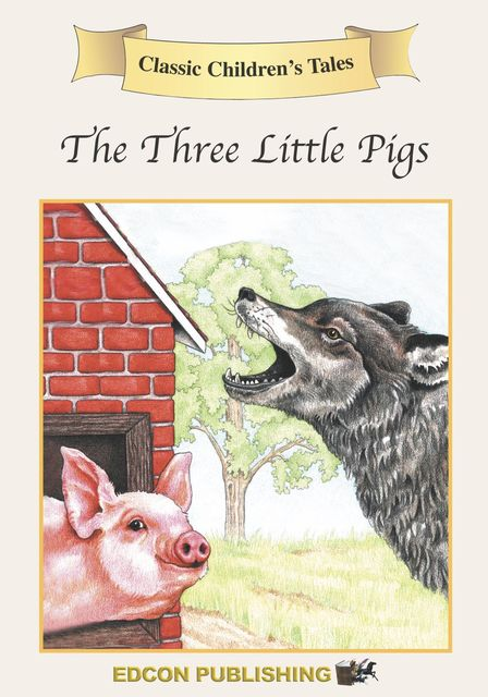The Three Little Pigs, Edcon Publishing Group