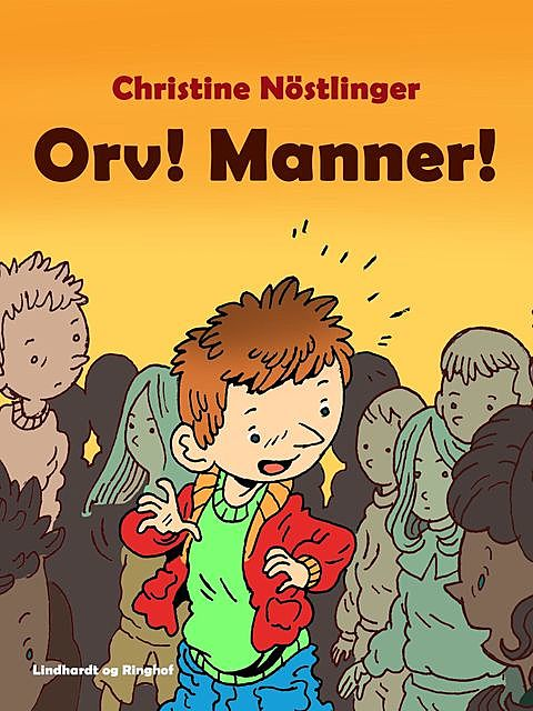 Orv! Manner, Christine Nöstlinger