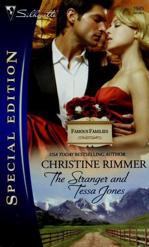 The Stranger and Tessa Jones, Christine Rimmer