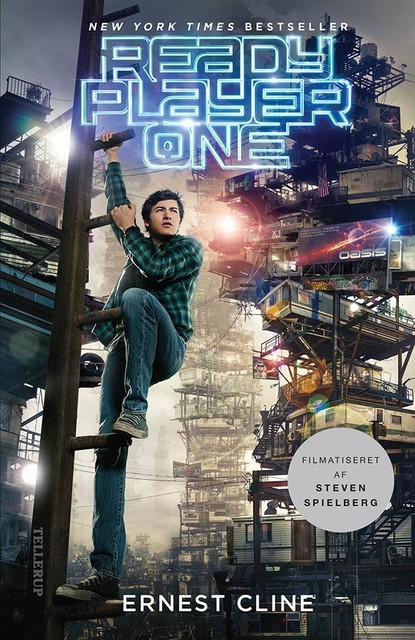 Ready Player One – Spillet om OASIS, Ernest Cline