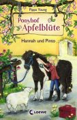 Ponyhof Apfelblüte 4 - Hannah und Pinto, Pippa Young