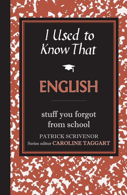 I Used to Know That, Patrick Scrivenor