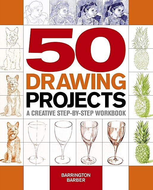 50 Drawing Projects, Barrington Barber