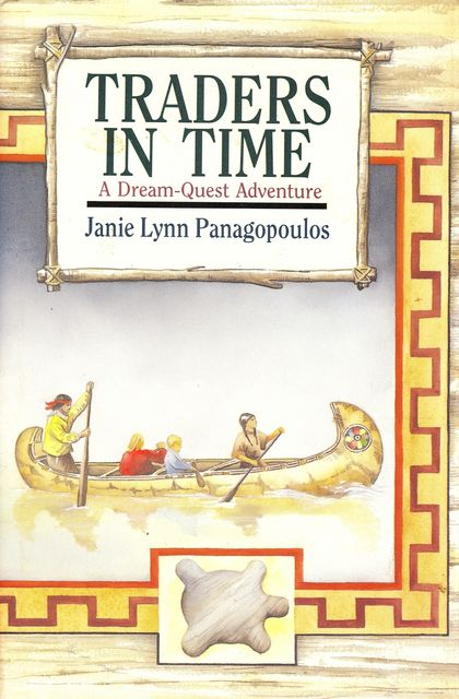 Traders in Time, Janie Lynn Panagopoulos