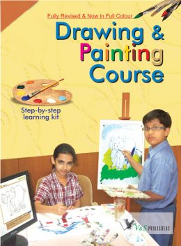 Drawing & Painting Course (with CD), A.H.Hashmi