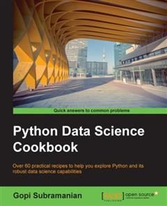 Python Data Science Cookbook, Gopi Subramanian