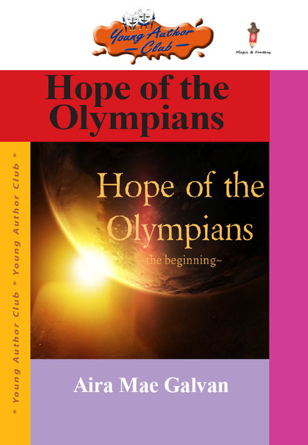 Hope of the Olympians, Aira Mae Galvan