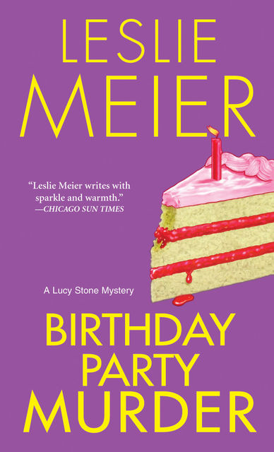 Birthday Party Murder, Leslie Meier