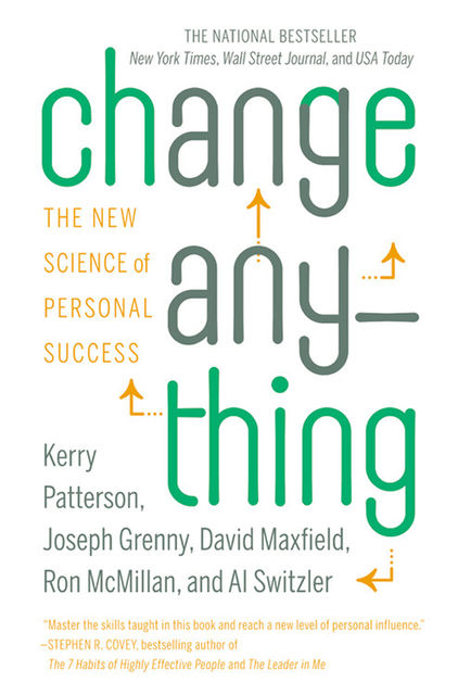 Change Anything, Kerry Patterson