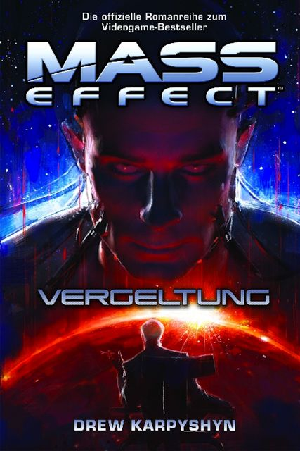 Mass Effect Band 3: Vergeltung, Drew Karpyshyn
