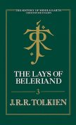 The Lays of Beleriand, Christopher Tolkien
