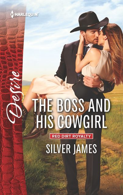 The Boss and His Cowgirl, James Silver