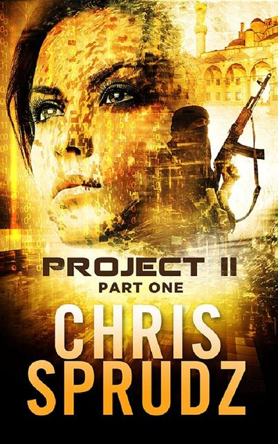 Project II: Part One, Chris Sprudzans