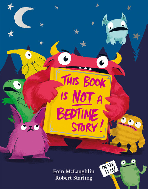 This Book is Not a Bedtime Story, Eoin McLaughlin