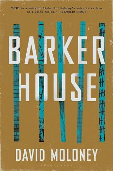 Barker House, David Moloney