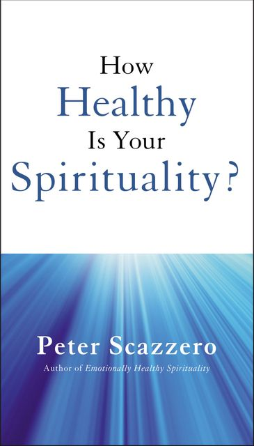 How Healthy is Your Spirituality, Peter Scazzero