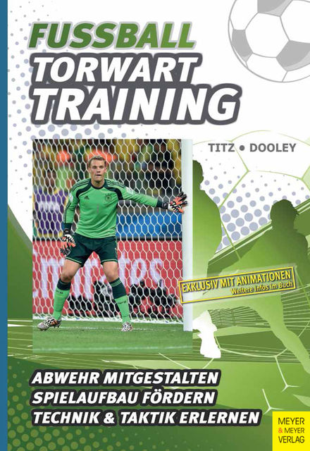 Fußball - Torwarttraining, Thomas Dooley, Christian Titz