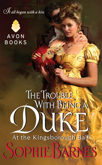 The Trouble With Being a Duke, Sophie Barnes