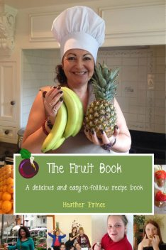 Fruit Book, Heather Prince