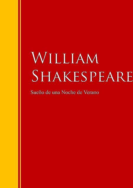 Sueño de una Noche de Verano, William Shakespeare