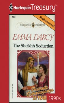 The Sheikh's Seduction, Emma Darcy