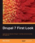 Drupal 7 First Look, Mark Noble